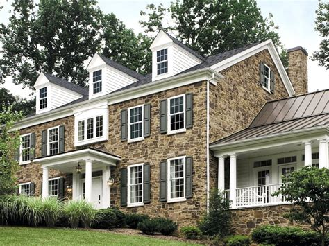 houses with rock and siding buyer s guide for exterior siding diy