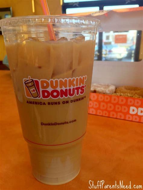 Iced Coffee Dunkin Donuts dunkin donuts iced coffee nutrition