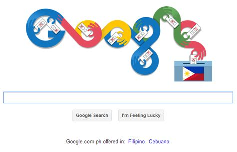 doodle general poll doodle for philippine general election 2013