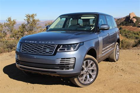 Land Rover Electric 2020 by 2018 Range Rover P400e In Hybrid Review Autoguide
