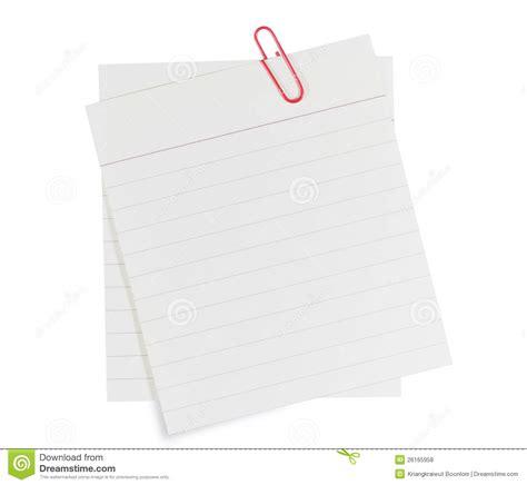 New Milk Memo Note Memo memo notes with paper clip stock photo image 26165958