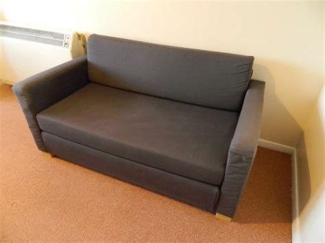 Two Seater Sofa Bed Ikea by Ikea Ullvi Two Seat Sofa Bed 1 Year In Peterborough
