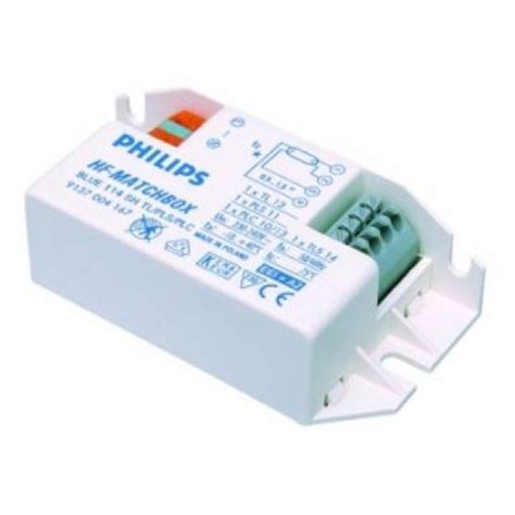 Ballast Trafo Tl Orisinil Philips philips hf matchboxblue square ballast tl tl5 pl hfmblue124sh