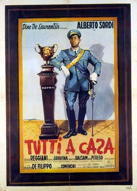 Tutti A Casa by Tutti A Casa 1960 Filmtv It