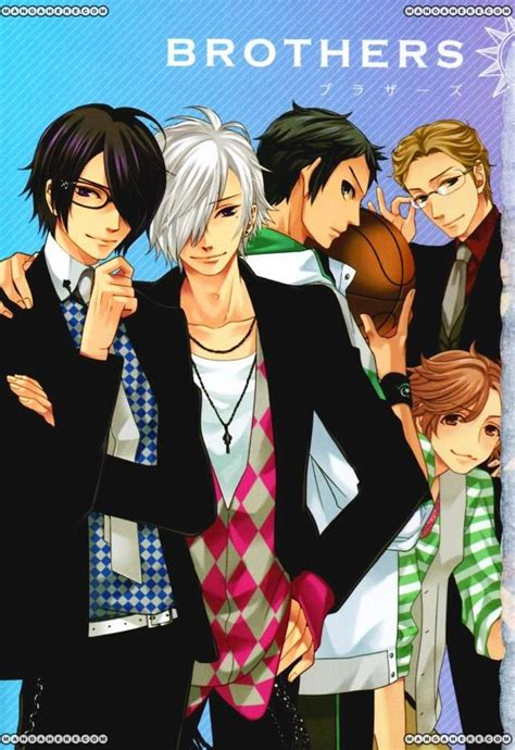 Anime 7 Brothers by Brothers Conflict Anime Amino