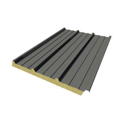 Plat Aluminium 30 X 100 X 120 plaque acier sandwich anthracite 7022 300 x 100 cm
