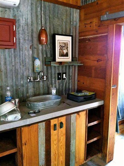 30 inspiring rustic bathroom ideas for cozy home rustic