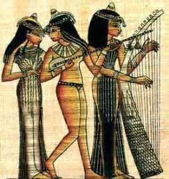 information on egyptain hairstlyes for and the ancient egyptians used nanocosmetics mo costandi