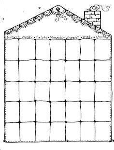 blank spanish calendar calendar template 2016