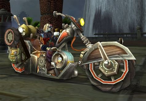 mechano hog item world  warcraft