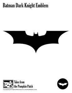 batman pumpkin template batman symbol template for pumpkin www imgkid the