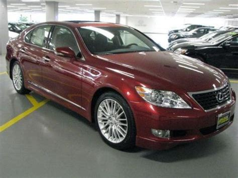 photo image gallery touchup paint lexus ls in matador