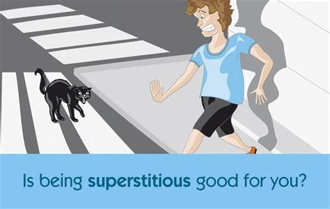 Is Being Superstitious Good For You