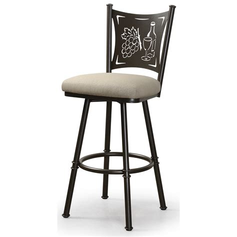 Bar Stools Collection by Trica Transitional Bar Stools Creation Collection I Bar