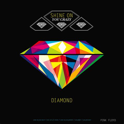 shine on you crazy diamond tattoo of shine on you