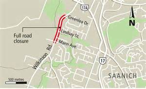 Section of wilkinson road will close for six months june 6