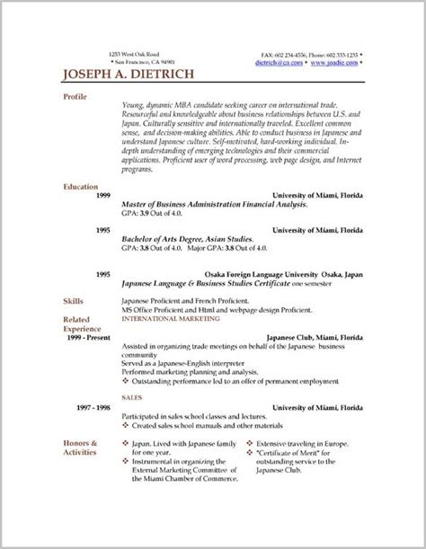 Resume Template Word 2008 by Resume Template In Word For Mac 2008 Resume Resume Exles Alz44a9zmg
