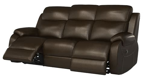 3 Seater Recliner Leather Sofa Sofa 3 Seater Leather 3 Seater Recliner Leather Sofa