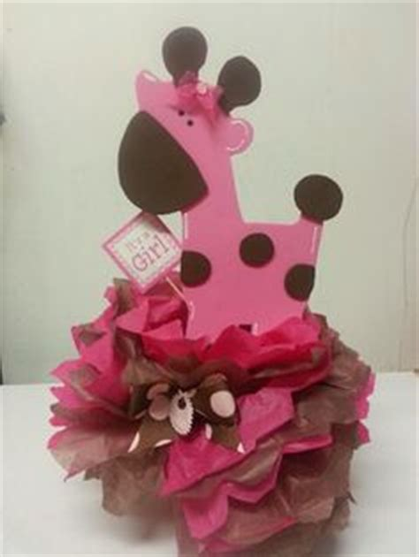 Pink And Brown Giraffe Baby Shower Decorations by Giraffe And Purple Safari Baby Shower Or Birthday By Prettimini S Brown And Pink Giraffe