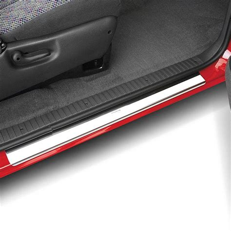 Door Sills upgrade your vehicle style with custom door sills tahoe forum chevy tahoe forum