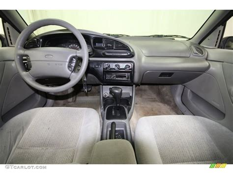1998 Ford Contour Interior by 2000 Ford Contour Se Dashboard Photos Gtcarlot