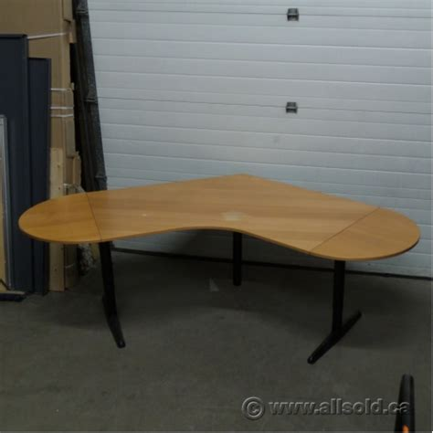 v shaped desk maple v shaped corner desk workstation table allsold ca