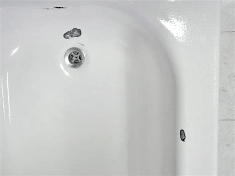 how to fix a chipped bathtub bathtub chip repair porcelain tub chip repair