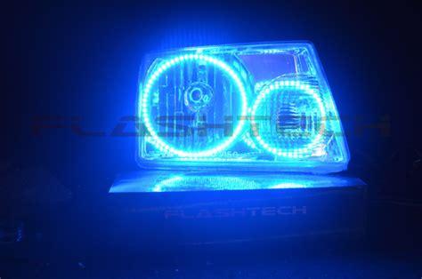 flash tech usa ford ranger v 3 fusion color change shifting led halo