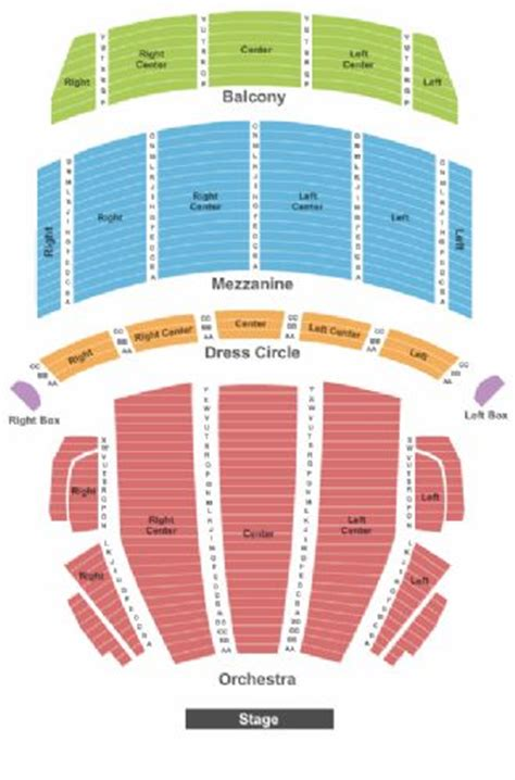 Boston Opera House Tickets And Boston Opera House Seating Boston Opera House Seating Plan