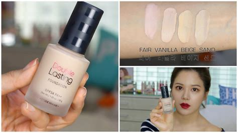 Harga Etude House Foundation etude house lasting liquid foundation beige