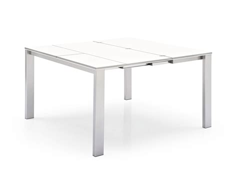 tavolo quadrato calligaris tavolo calligaris baron x tension consolle allungabili