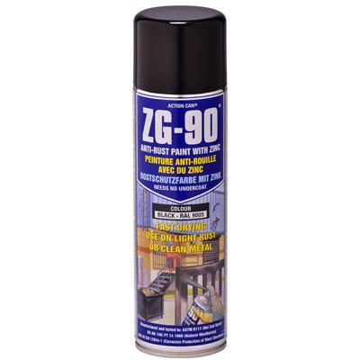 spray painting zinc coated steel zg90 anti rust paint with zinc various colours tradegear