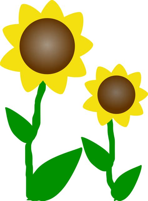 free flower clipart sunflower clipart royalty free flower images flower