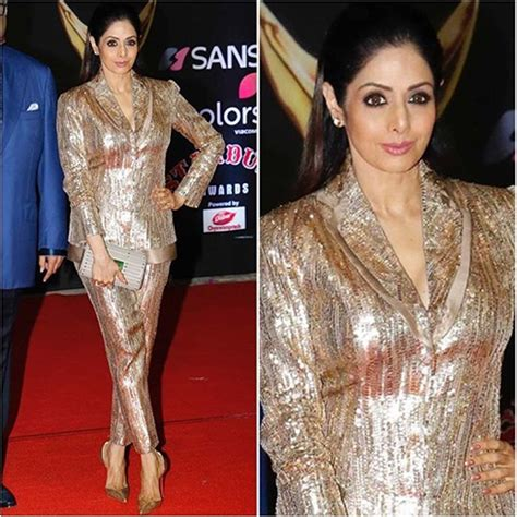 sridevi red carpet sridevi is everything an haute mom of teenage daughters