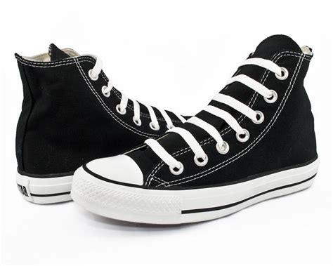 imagenes de zapatillas escolares tenis converse negros 8786712 coppel