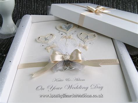 Luxury Handmade Wedding Cards