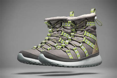 nike sneaker boot collection nike sneakerboot fall winter 2013 collection hiconsumption