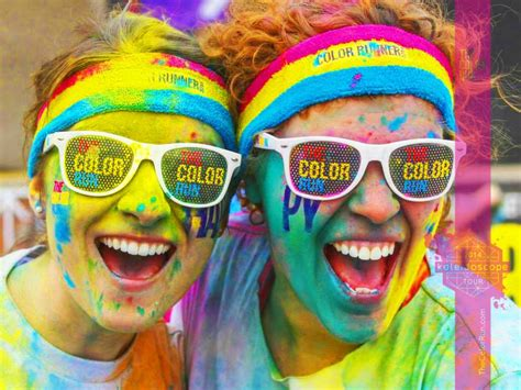 the color run the happiest 5k on the planet comes to