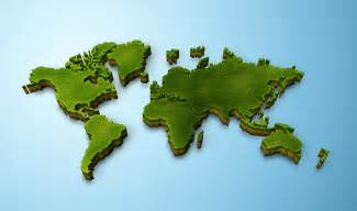 World Map 3d by World Map 3d Png Images