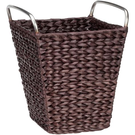 waste basket wicker waste basket in small trash cans