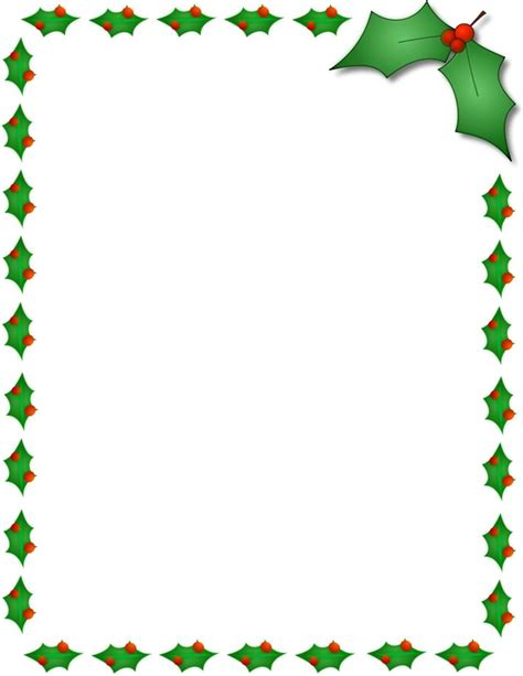 christmas border designs images holiday clip art