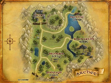 lotro old forest map bree land lotro wiki com