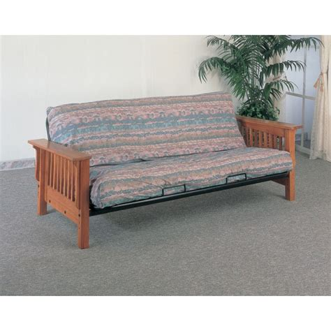 Solid Oak Futon by Solid Oak Futon Frame Futon Seat N Sleep