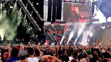 vasco live 2013 vasco live bologna 2013 inizio concerto l uomo pi 249