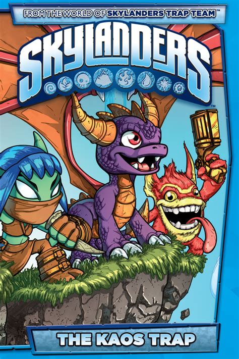 Kaos Supreme 80 skylanders v01 the kaos trap 2014 free ebooks