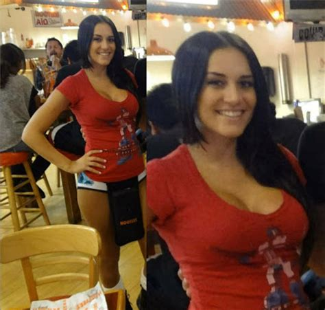 Hooters Kitchen Staff by Hooters Wallpaper
