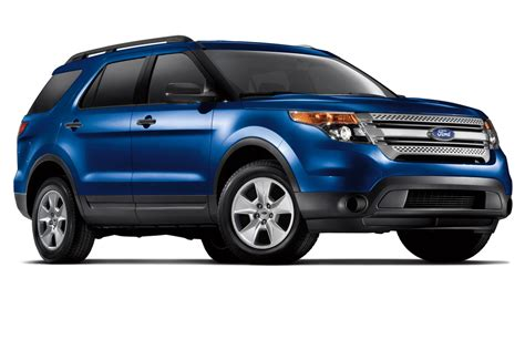 ford explorer review ratings specs prices    car connection