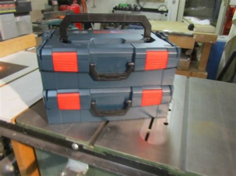Kotak Perkakas Storage Tool Box Bosch L Boxx 102 Lboxx 102 bosch l boxx stackable tool storage