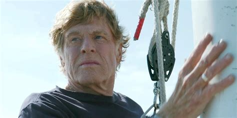 did robert redford dye his hair when he ws young all is lost director jc chandor reveals the truth about