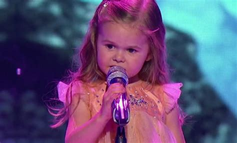 How Much Is On My Claire S Gift Card - is 3 year old mermaid singer claire cutest ever on little big shots